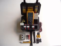 TPWS Superior Multimeter Kit c/w Cal Certificates