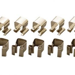 Socket Clip Rails Trays & Clips